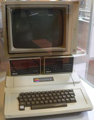 Voyage dans le temps à la découverte des tout premiers ordinateurs Apple. | évolution de l'ordinateur | Scoop.it