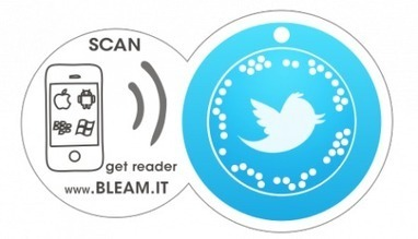 Le bleam : la nouvelle technologie au logo interactif | Entrepreneurs du Web | Scoop.it