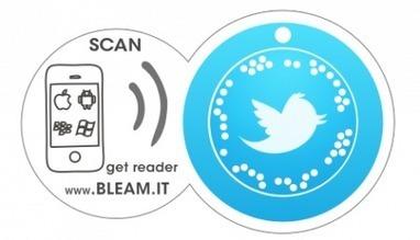 Le bleam : la nouvelle technologie au logo interactif | Web information Specialist | Scoop.it