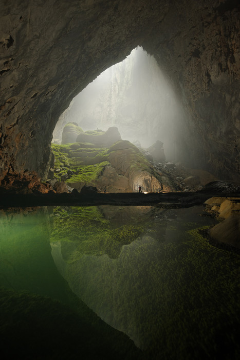 World's Largest Cave, Son Doong, Prepping For First Public Tours | earth my body | Scoop.it