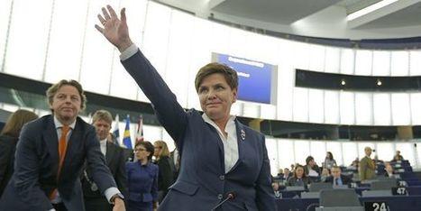 La Pologne défend ses projets controversés devant le Parlement européen | Vers l'Europe du futur | Scoop.it