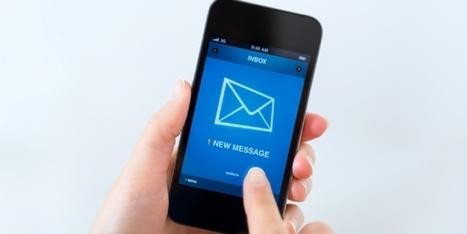B2B : quelle place pour l'email dans la stratégie marketing ? | Veille et Innovation en Marketing B2B | Scoop.it
