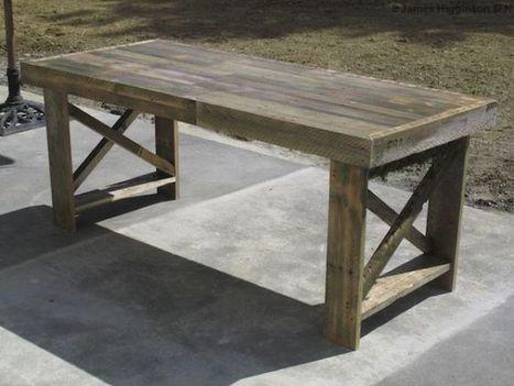 Une table ! | Palettes | Scoop.it