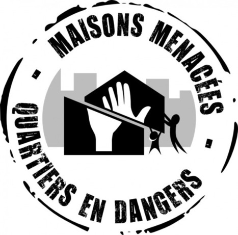MAISONS MENACEES - QUARTIERS EN DANGERS à Romans / Isère | Lecture citoyenne | Scoop.it