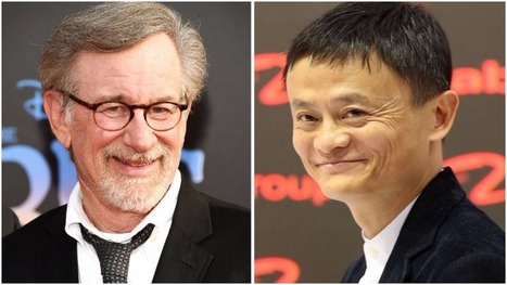 Steven Spielberg's Amblin Pacts With China's Alibaba Pictures Group | (Media & Trend) | Scoop.it
