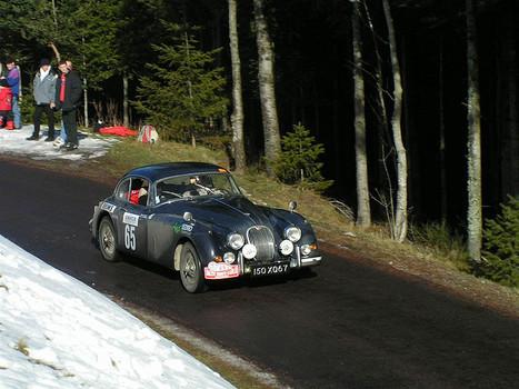 20040201 041 Monte Carlo Historique Jaguar | Voitures anciennes - Classic cars - Concept cars | Scoop.it