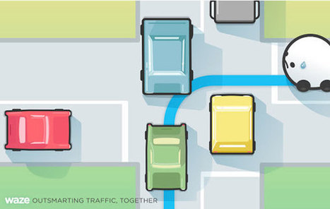 GPS Navigation Takes Turn For The Better | Location Is Everywhere | Scoop.it