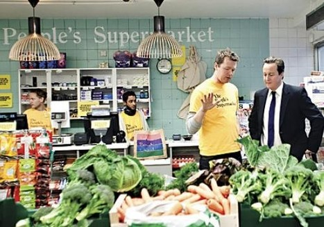 Londres : un supermarché zéro gâchis | alternatives agricoles | Scoop.it