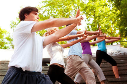 Tai chi may be as good as physical therapy for arthritis-related knee pain - Harvard Health Blog | Health promotion. Social marketing | Scoop.it