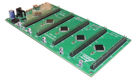 USB I/O board 255 channels UIO-333 launched. - iknowvations.in | Serial LCD | Scoop.it