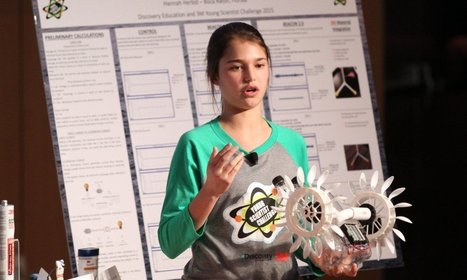 This 15-Year-Old Developed a $12 Device That Converts Ocean Currents Into Energy - Industry Tap | Vous avez dit Innovation ? | Scoop.it