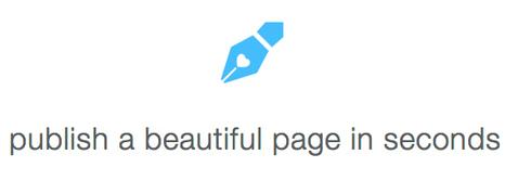 Créez une jolie page web en quelques instants !   Astuces web   Scoop.it