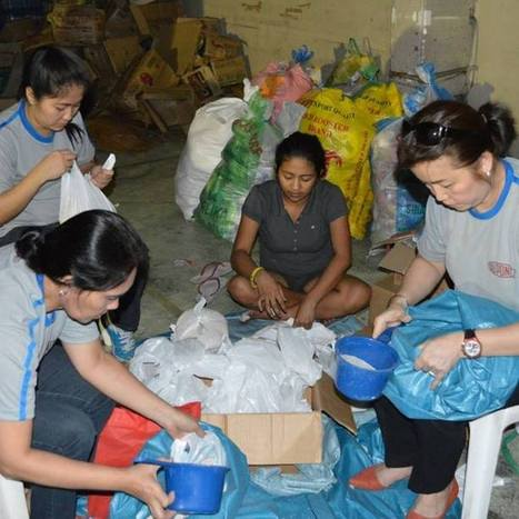 DuPont employees help Typhoon Yolanda survivors | Facebook | DuPont ASEAN | Scoop.it