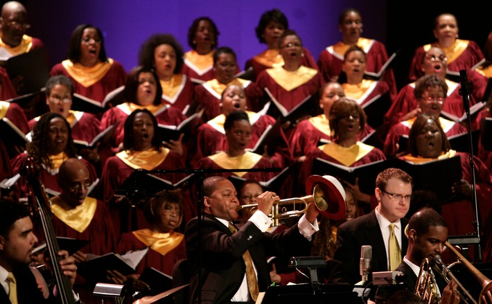 Wynton Marsalis Taking 'Abyssinian Mass' on American Tour | The New York Times | Amériques | Scoop.it