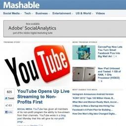 CNN-Mashable rumors | An Eye on New Media | Scoop.it
