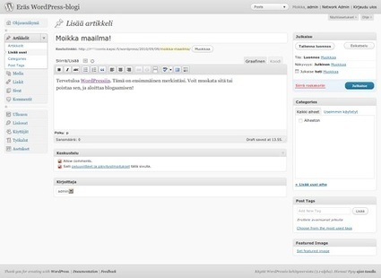 Beware: WordPress alert - ComputerWeekly.com (blog) | School library websites | Scoop.it