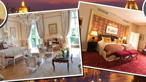 El hotel de 5 estrellas y 4.000 € la noche en el que Máxima se ha alojado en París - Reserva Hoteles | Notas56 | Scoop.it