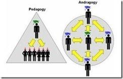 CAT UDC Blog: Understanding Pedagogy, Andragogy and Heutagogy | Linguagem Virtual | Scoop.it