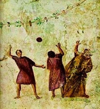 Fútbol a muerte en el Foro Romano | Mundo Clásico | Scoop.it