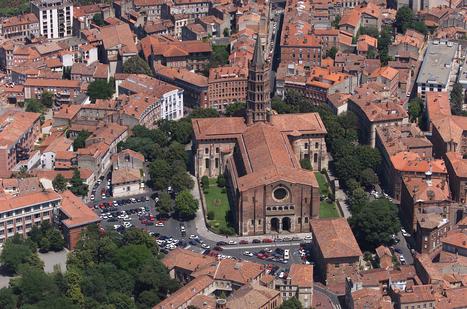 Basilique Saint Sernin à Toulouse : Visite virtuelle   Clic France   Scoop.it