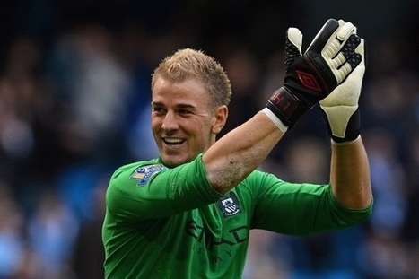 Blogs.Football - Joe Hart dropped by Manchester City   soccerlive   Scoop.it