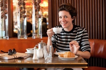 Fashion Photographer Garance Doré Is Stressed Out by Brunch | Fashion bloggers & Brands | Scoop.it