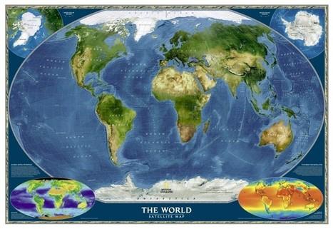 ¿Qué pasaría si todo el hielo del planeta se fundiese? | Ciencia reCreativa | Scoop.it