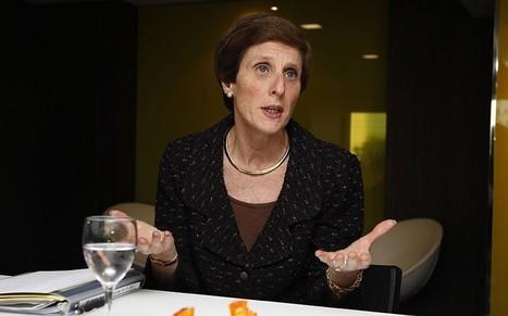 Cadbury chief Irene Rosenfeld handed $10m stock award - Telegraph   BUSS4 Cadbury   Scoop.it