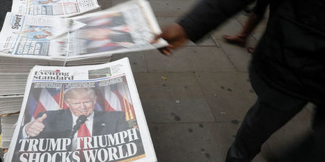 Europe, Amérique du Nord, Chine… le monde toujours dans l'incertitude après la victoire de Trump | Histoire Géographie terminale S | Scoop.it