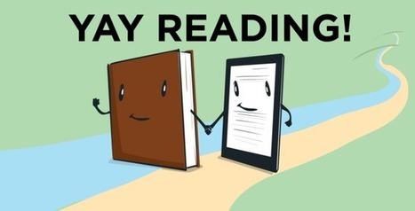 eBooks vs Print – The Reasons Why Digital is Better | Good E Reader | eBooks - The Future is Here | Scoop.it