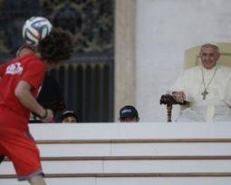 10 Frases do Papa Francisco sobre futebol | religare | Scoop.it