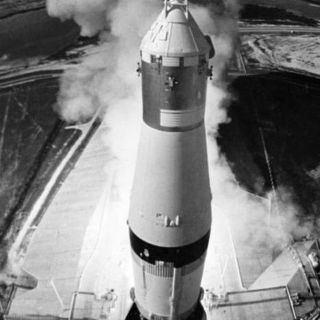 Apollo 11: nave que levou o homem à Lua foi lançada há 44 anos | Apolo 11 | Scoop.it