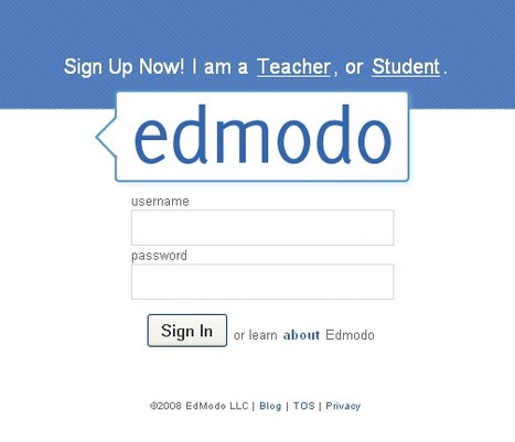 Cybraryman Internet Catalogue | Edmodo: A Total Classroom Package! | Scoop.it