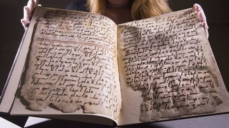 'Oldest' Koran found in Birmingham | BBC | Kiosque du monde : A la une | Scoop.it