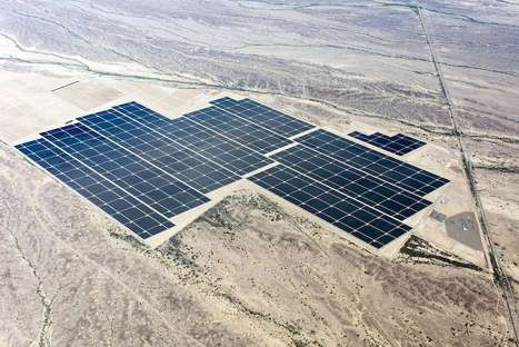 World's Largest Solar Power Plant Helps the Golden State get Greener | green streets | Scoop.it