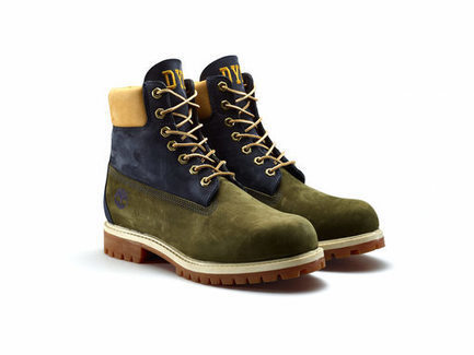 Timberland lance en Europe son service de personnalisation en ligne | Customisation industrielle | Scoop.it