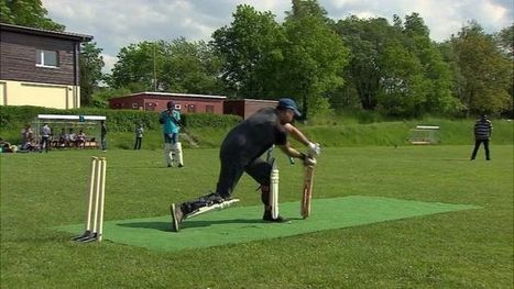 Refugees boost German cricket teams - BBC News | The Boyle-ing Point | Scoop.it