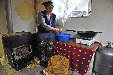Comment bien MANGER dans un camp de Roms   Le BONHEUR comme indice d'épanouissement social et économique.   Scoop.it