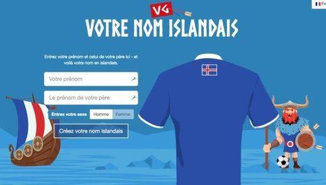 Islandsk. Écrivez votre nom en Islandais – Best Outils | Les outils du Web 2.0 | Scoop.it