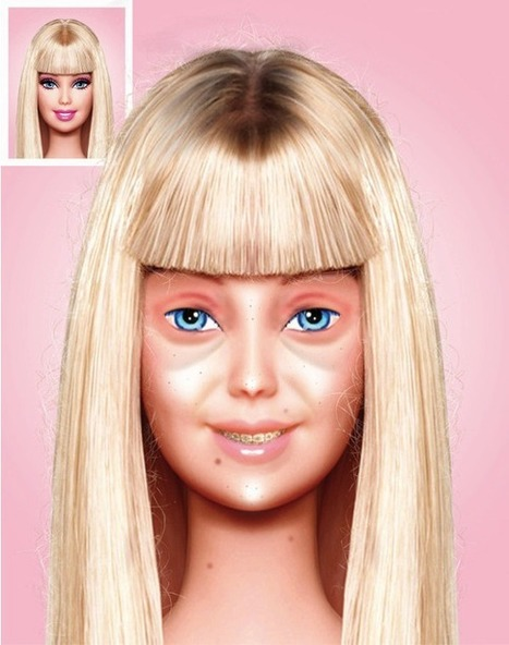 Barbie without makeup | Antiaging Innovation | Scoop.it
