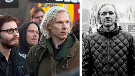 Julian Assange, WikiLeaks founder, has his cinema moment | Technoculture | Scoop.it