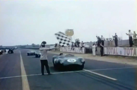 Honouring Aston Martin's 1959 Le Mans victory | Ausmotive | Historic cars and motorsports | Scoop.it