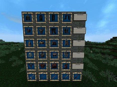 Sherwood's SkyrimCraft Texture Pack 1.6.2 | Minecraft 1.6.2 Texture Packs | Scoop.it