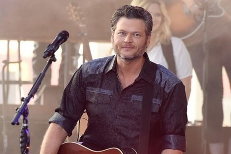 Blake Shelton Responds to Firestorm Over Old Tweets | Country Music Today | Scoop.it
