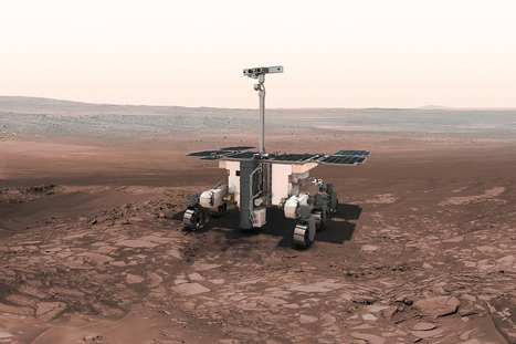 ESA approves extra 440 million euro for 2020 ExoMars rover despite crash earlier this year | More Commercial Space News | Scoop.it