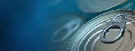 Emballage métallique: un succès toujours au rendez-vous - Agro Media | Actualité de l'Industrie Agroalimentaire | agro-media.fr | Scoop.it