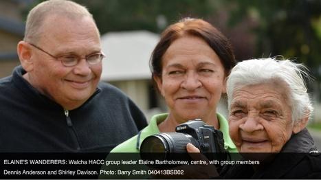 Walcha Aboriginal Elders embrace the digital age | Wandering Eye | Scoop.it