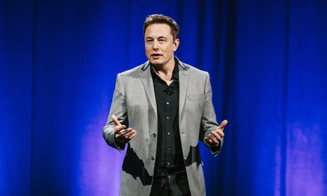 "Sci-Fi Helped Inspire Elon Musk to Save the World | WIRED | L'impresa ""mobile"" 