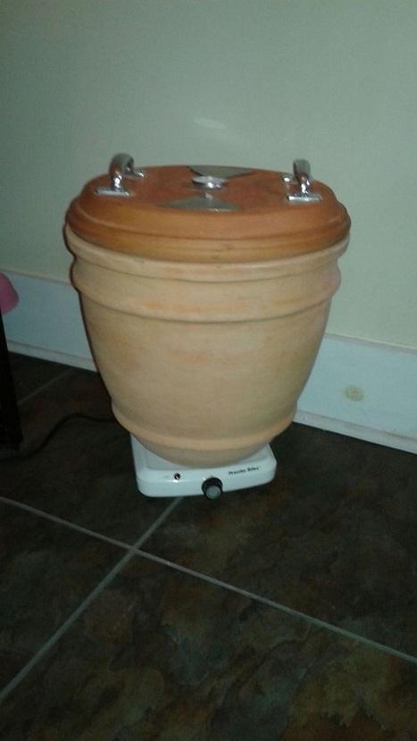 DIY Clay Pot Smoker | Maisons éco | Scoop.it