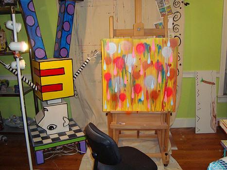 Digital Art Week 2013 | Apps for Art | Cyber Arts | Scoop.it